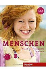 Menschen: Kursbuch A1/1 MIT DVD-Rom