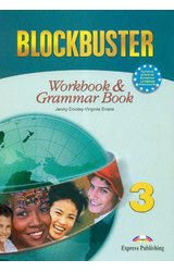 Blockbuster: 3 Workbook & Grammar