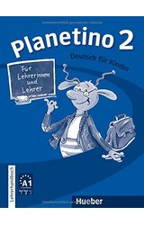 Planetino: Lehrerhandbuch 2