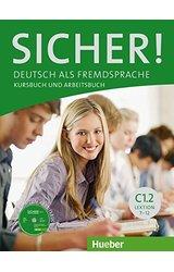 Sicher: in Teilbanden: Kurs- und Arbeitsbuch C1 Lektion 7-12 mit CD-Rom