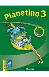 Planetino: Arbeitsbuch 3 MIT CD-ROM