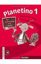 Planetino: Lehrerhandbuch 1