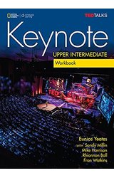 Keynote Upper-Intermediate - Workbook + WB Audio CD
