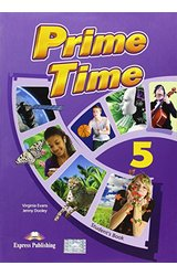 thumb_51XGCQeBfoL Prime Time: Student's Book Level 1