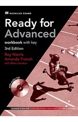 Ready for Advanced: 3rd Edition Workbook