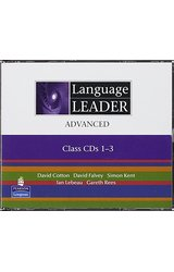 Language Leader: Advanced Class CDs