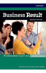 Business Result: Pre-intermediate: Student