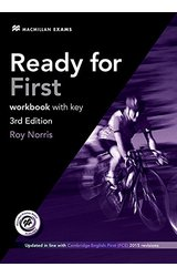 Ready for FCE: Workbook (+ Key) + Audio CD Pack