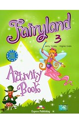 Fairyland: 3 Activity Book