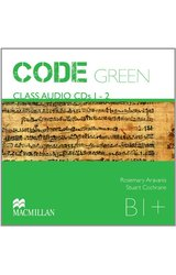 Code Green Class Audio CD