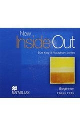 New Inside Out: Beginner Class Audio CD: Audio Class CD