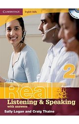 Real Listening and Speaking: 2 with Answers and Audio CD