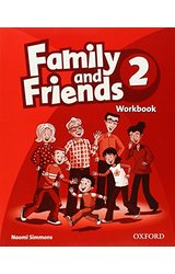 Family and Friends: 2 Workbook