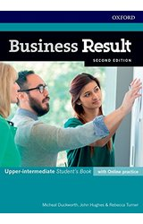 Business Result: Upper-intermediate: Student