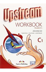 thumb_51fI-BYQ-IL Upstream: Beginner A1+ Workbook Student's