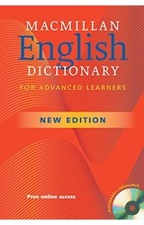 Macmillan English Dictionary for Advanced Learners (Macmillan Elt)