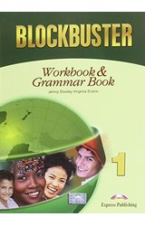 Blockbuster: 1 Workbook & Grammar