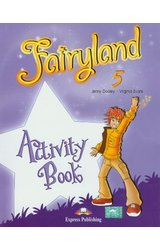 Fairyland: 5 Activity Book