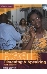 Real Listening and Speaking: 3 with Answers and Audio CD