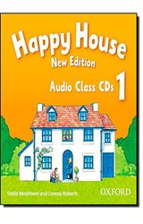 Happy House: 1 New Edition: Class Audio CDs