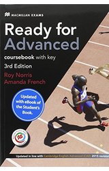 Ready for Advanced: 3rd Edition Key Ebook (Ready for Series)