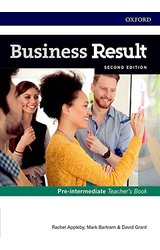 Business Result: Pre-intermediate: Teacher