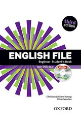 English File 3rd Edition Beginner Student's Book