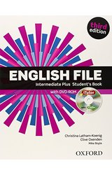 English File 3rd Edition Intermediate Plus Student's Book