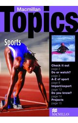 Macmillan Topics: Beginner Plus Sports (A1)