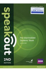 Speakout: Pre-Intermediate 2nd Edition Students
