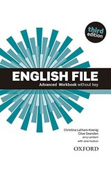 English File: Advanced: Workbook Without Key