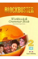 Blockbuster: 2 Workbook & Grammar