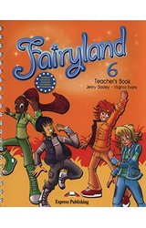Fairyland: 6 Teacher