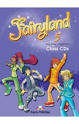 thumb_51rfSpSJj-L Fairyland: 1 Class Audio CD