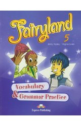 thumb_51sAmt2pPkL Fairyland: 4 Vocabulary & Grammar Practice