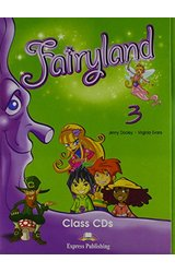 Fairyland: 4 Class Audio CDs