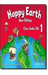 Happy Earth: 1 New Edition: Class Audio CDs