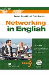 Networking in English: Student Book + Audio CD