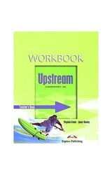 thumb_51v5QtAuSpL Upstream: Beginner A1+ Workbook Student's
