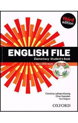 English File 3rd Edition Elementary Student's Book