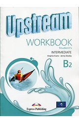 thumb_51wNA2RMStL Upstream: Beginner A1+ Workbook Student's