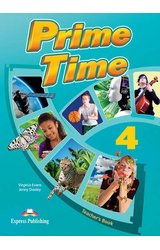 thumb_51wyr9R2N-L Prime Time: Student's Book Level 1