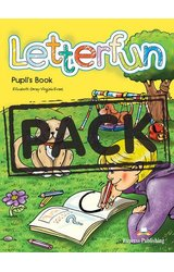 Letterfun: Pupils Pack 1