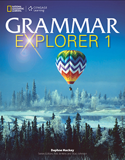 Grammar Explorer 1 - Student Text + Online Workbook package